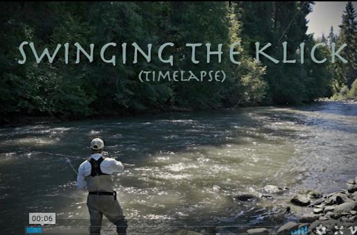 Swinging The Kick - man fishing